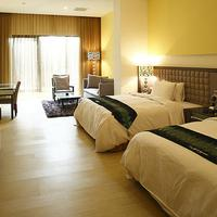 Dryad Motel Guestroom