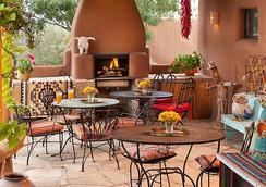 Bobcat Inn Bed and Breakfast - Santa Fe - Restoran