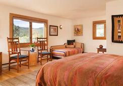 Bobcat Inn Bed and Breakfast - Santa Fe - Kamar Tidur