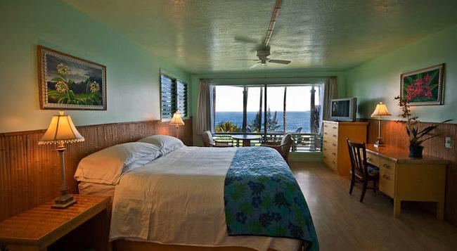 Hale Kai Hawaii Bed & Breakfast - Hilo - Bedroom
