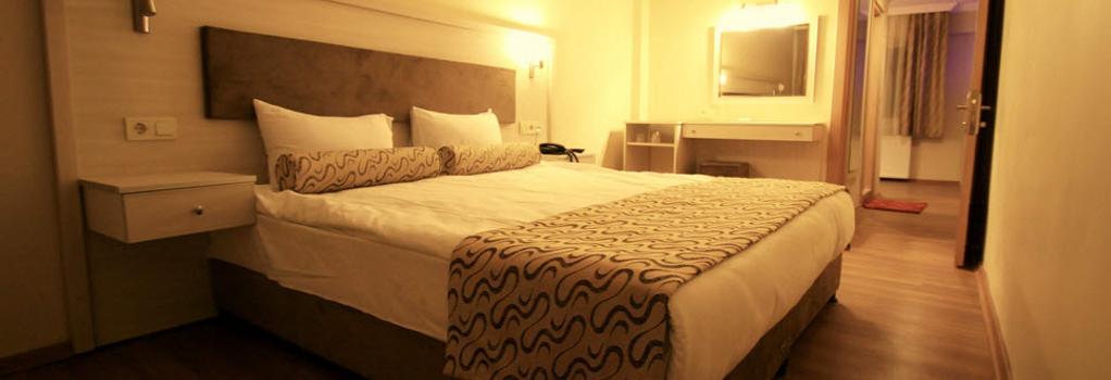 Grand Zeybek Hotel - Izmir - Bedroom