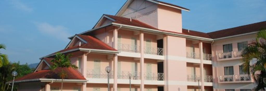 Hotel Seri Malaysia Pulau Pinang - George Town (Penang) - Building