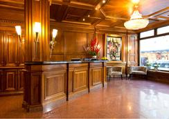 King's Hotel Center - Munchen - Lobi