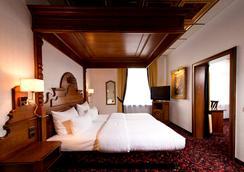 King's Hotel Center - Munchen - Kamar Tidur
