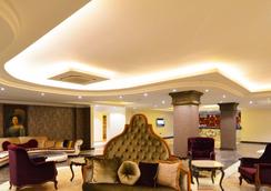 Azka Hotel - Bodrum - Lobi