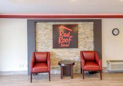 Red Roof Inn Chattanooga - Lookout Mountain - Chattanooga - Lobi