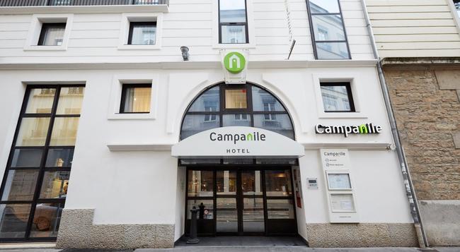 Campanile Lyon Centre-Berges du Rhône - Lyon - Building