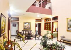 Hotel Internacional Managua - Managua - Lobi