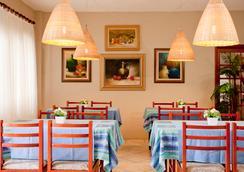 Hotel Geranius Praia dos Ingleses - Florianópolis - Restoran