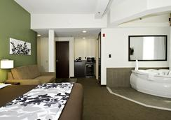 Sleep Inn & Suites Downtown Inner Harbor - Baltimore - Kamar Tidur