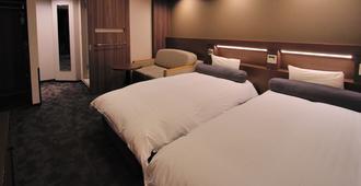Dormy Inn Premium Shibuya Jingumae Hot Spring - Tokyo - Kamar Tidur