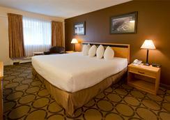 Riviera City Centre Hotel - Prince George - Kamar Tidur