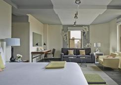 Stewart Hotel - New York - Kamar Tidur