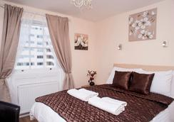 ABC Hyde Park Hotel - London - Kamar Tidur