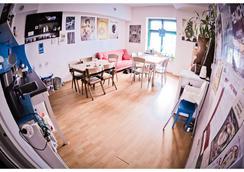 Hostel Bemma - Wroclaw - Dapur