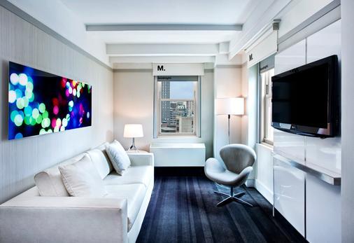 Row NYC - New York - Ruang tamu