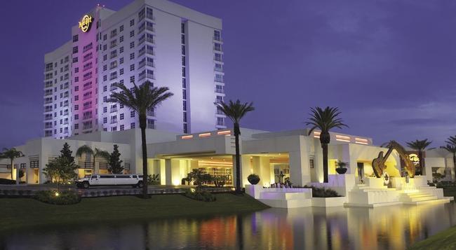 Seminole Hard Rock Hotel & Casino Tampa - Tampa - Building