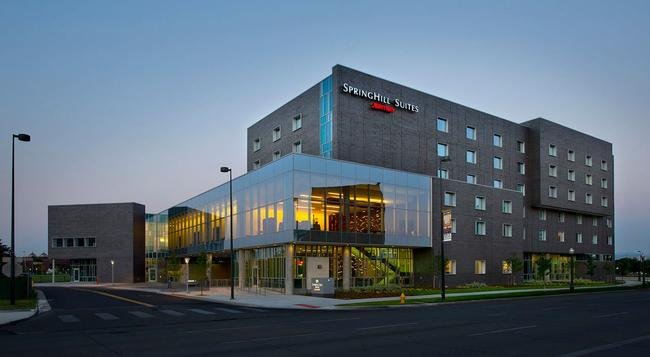 SpringHill Suites by Marriott Denver Downtown - Denver - Building