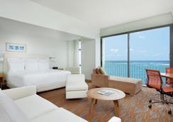 La Concha Renaissance San Juan Resort - San Juan - Kamar Tidur