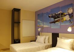 Sinar Sport Hotel - Bengkulu - Kamar Tidur