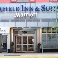 Fairfield Inn and Suites by Marriott New York Manhattan Times Square Exterior