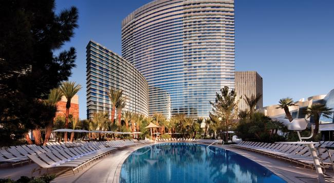 Aria Sky Suites - Las Vegas - Building
