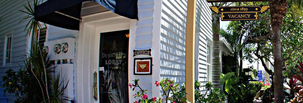 Duval Inn - Key West - Building