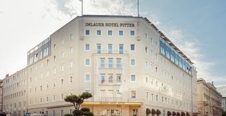IMLAUER HOTEL PITTER Salzburg - Salzburg - Bangunan