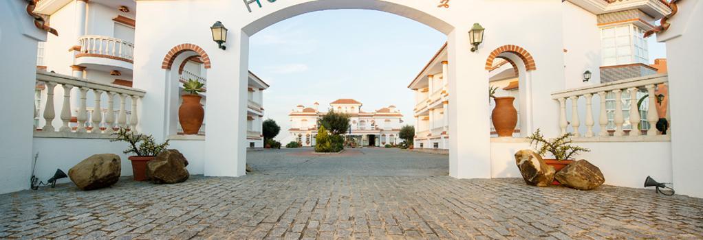 Hotel Diufain - Conil de la Frontera - Building