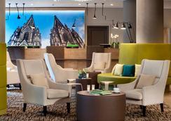 Lindner Hotel City Plaza - Köln - Lobi