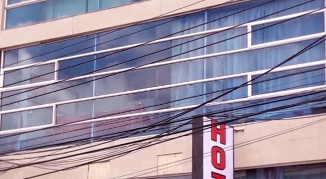 Hotel Colombia Real Bogotá - Bogotá - Building