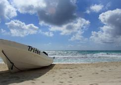 Playa Canek Boutique Eco Hotel - Tulum - Pantai