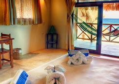 Playa Canek Boutique Eco Hotel - Tulum - Kamar Tidur