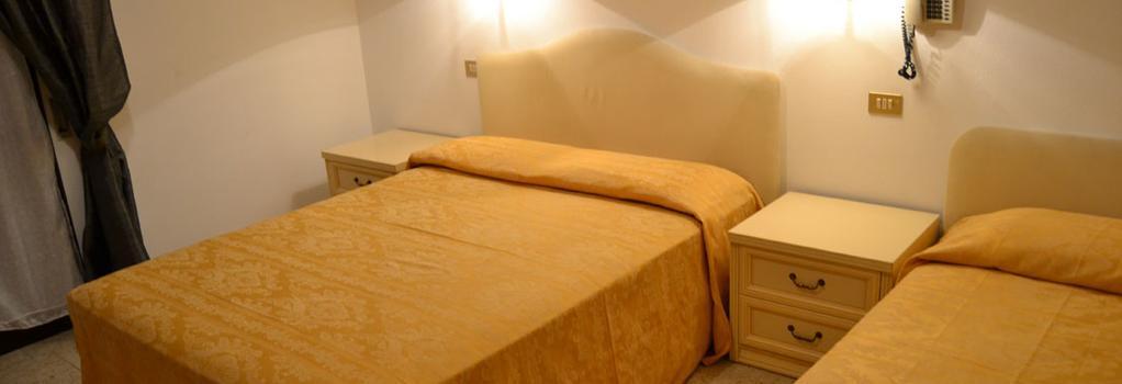 Avana Mare Hotel - Rimini - Bedroom