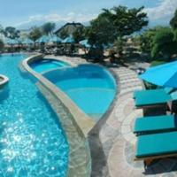 Vila Ombak Hotel Outdoor Pool