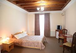 Ziyobaxsh Hotel - Bukhara - Kamar Tidur