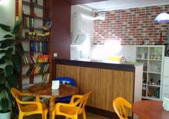 Golubaya Bukhta Art-Hotel - Gelendzhik - Restoran