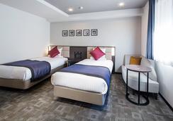 Hotel Mystays Kanda - Tokyo - Kamar Tidur
