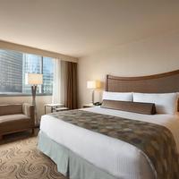 Wyndham Grand Chicago Riverfront Guest Room