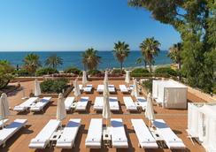 Hotel Fuerte Marbella - Marbella - Kolam
