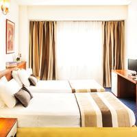 Plaza Hotel Standard Twin Room