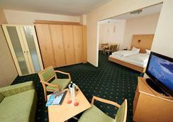 Seehotel Grunewald - Berlin - Ruang tamu