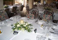 Hotel Rural Biniarroca - Adults Only - Sant Lluís - Restoran