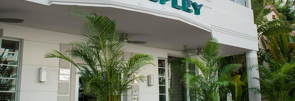 The Shepley Hotel - Miami Beach - Building