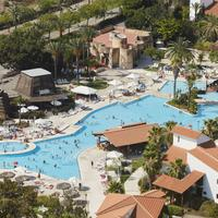 Portaventura Hotel El Paso - Theme Park Tickets Included Aerial View