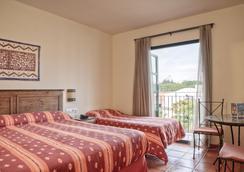 Portaventura Hotel El Paso - Theme Park Tickets Included - Salou - Kamar Tidur