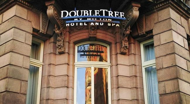 DoubleTree by Hilton Hotel & Spa Liverpool - Liverpool - Building