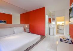 Sino Imperial Design Hotel - Phuket City - Kamar Tidur