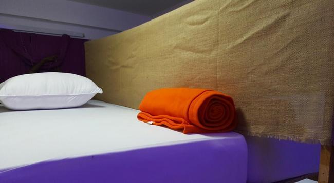 Da Blend Hostel House - Ho Chi Minh City - Bedroom