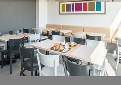 B&B Hôtel Grenoble Centre Verlaine - Grenoble - Restoran